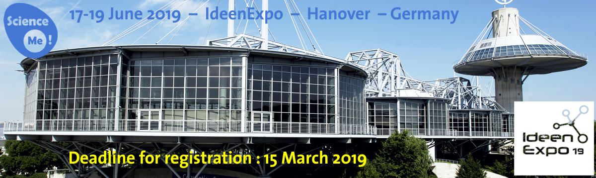 Science Me! 2019 – Hanover, Germany